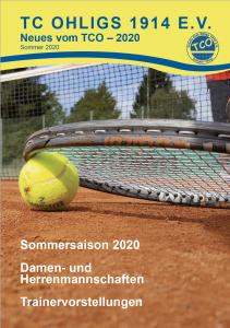 Saisonbroschüre 2020
